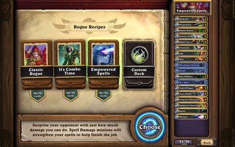 blizzard d 233 voile les mod 232 les de decks hearthstone heroes of warcraft