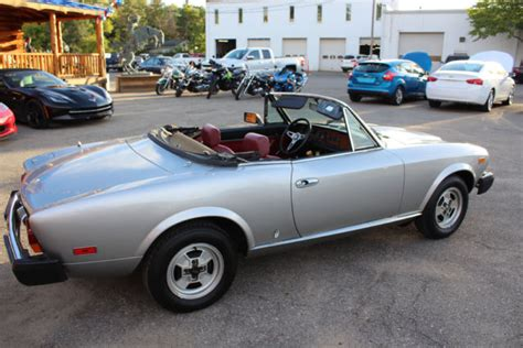 1980 Fiat Spider 2000 For Sale by 1980 Fiat Spider 2000 Pininfarina Classic Fiat Other