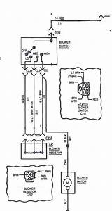 Cj Blower Motor And Switch Wiring Question