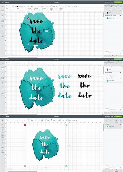 Cricut Space Projects Domesticheights Contour