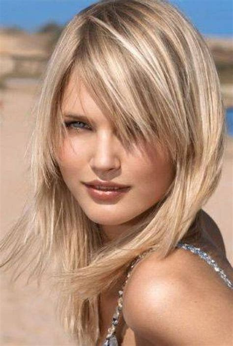 Hairstyles Mid Length 18 easy and flattering shaggy mid length hairstyles for
