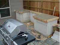 building outdoor kitchen How to Build Outdoor Kitchen Cabinets?