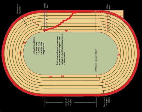 Diagram Of Track Running learn to run strong