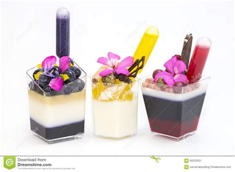 canape desserts dessert canapes stock photo image 60222551
