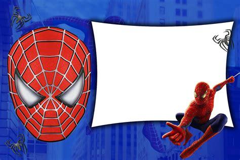 artes da festa molduras do homem aranha