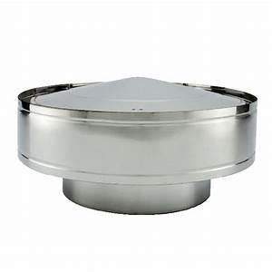 Chapeau Inox Pour Tubage : chapeau anti pluie tubage chemin e pro 80 ~ Edinachiropracticcenter.com Idées de Décoration