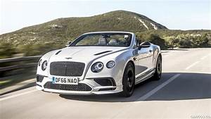 Bentley Continental 2018 Cabrio : new convertible 2018 bentley continental gt youtube ~ Jslefanu.com Haus und Dekorationen