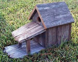Barn Wood Bird Houses Plans  How To Make Wood Storage