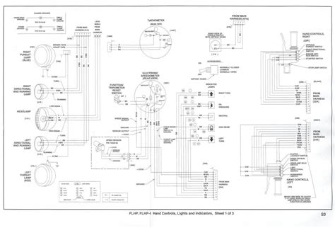 1988 Softail Handlebar Wiring Diagram by 97 Flhpi Clutch Switch V Forum Harley Davidson Forums