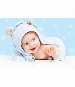 Jmks Fashions Cute Baby Poster Smiling Baby Wall Poster