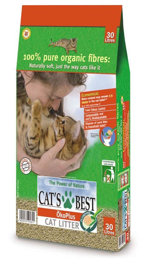 cats best okoplus cats best okoplus wood clump cat litter