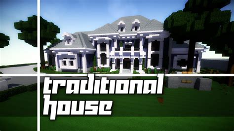 Minecraft Traditional House Tour From My New Server