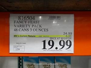 purina fancy feast seafood feast variety pack With costco purina dog food