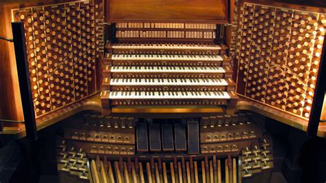 346 Rank Fccla Hauptwerk Organ Part 1 With Reverb Added