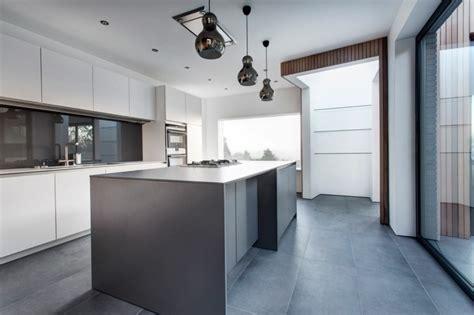 color gris  ideas en la decoracion de cocinas modernas
