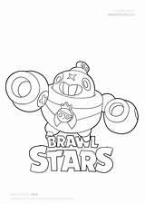 Brawl Stars Draw Tick Coloring Pages Cute Drawing Leon Brawlstars Fanart Werewolf Easy Tapety Drawitcute Star Bojanka Tutorials Sketch Odwiedź sketch template