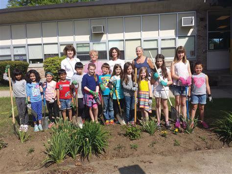 garden city elementary of gardening blooms at garden city elementary