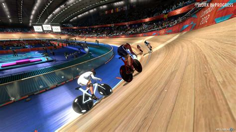 The Official Video Game Of The Olympic Games