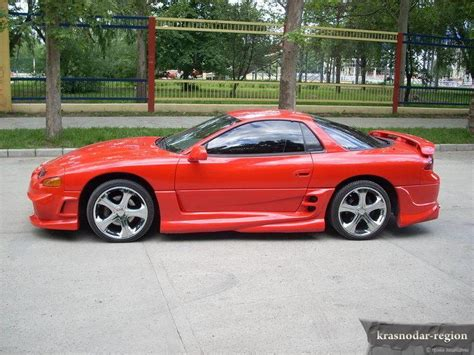 Mitsubishi Gt3000 by 1998 Mitsubishi 3000 Gt Z16a Pictures Information And