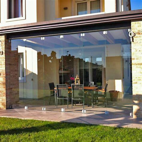 veranda vetrata vetrate e verande coibentate chiusura di porticati
