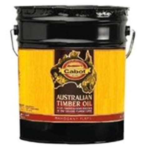 cabot australian timber oil wood stain  gallon