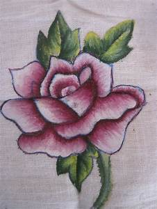 1000+ images about FABRIC PAINTING on Pinterest Vintage