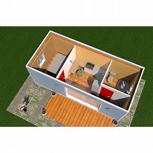 Maison container 84M2