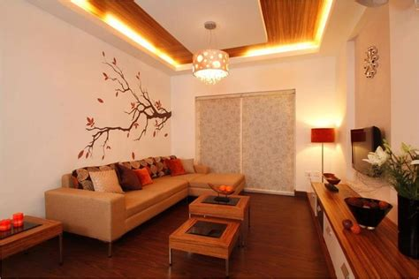 Living Room With Wooden Ceiling -savio And Rupa Interior