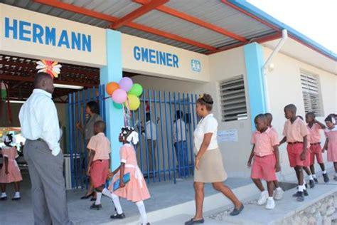 More schools for children in Haiti - SOS Children's ...