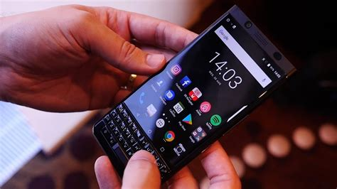 blackberry keyone black edition with the stealthy powerhouse youtube