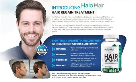 halo hair vitamins shark tank reviews side effects