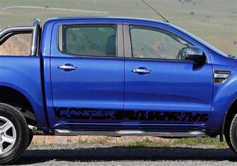 remove ford ranger decals decal sticker vinyl mud