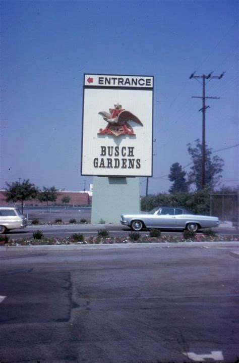 busch gardens employment gardens 1960s and the o jays on