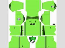 Juventus fantasy kits 20172018