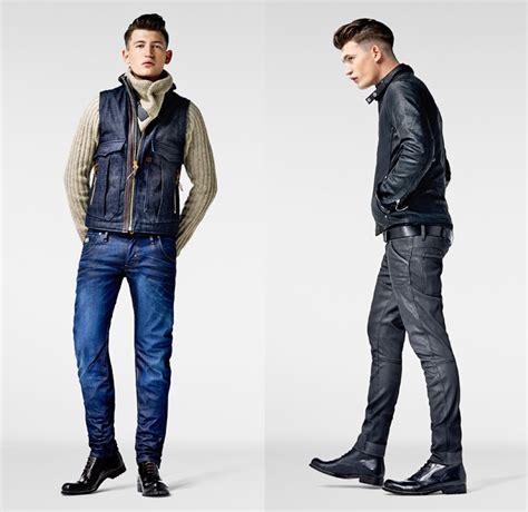 star raw   winter mens lookbook denim jeans
