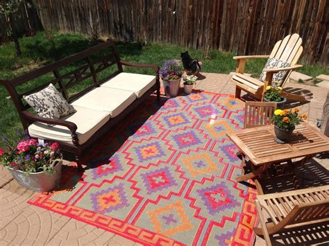 outdoor patio rugs recycled plastic outdoor rugs environmentally friendly