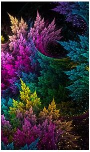 colorful, Abstract, Fractal Wallpapers HD / Desktop and ...