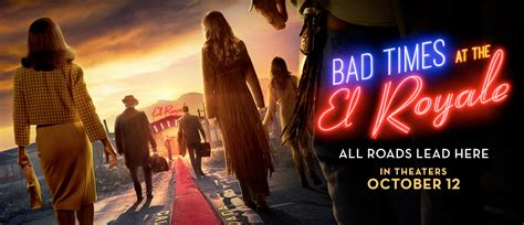 Bad Times at the El Royale  Fox Movies