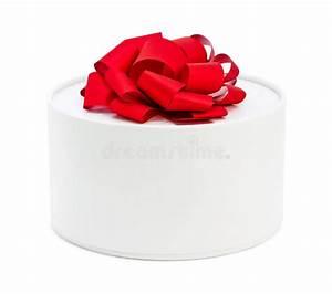 Boite Ronde Blanche : bo te ronde blanche avec l 39 arc rouge image stock image du rond module 35900483 ~ Teatrodelosmanantiales.com Idées de Décoration