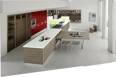 cuisine et fonctionnelle la cuisine colombinicasa de design moderne et fonctionnel