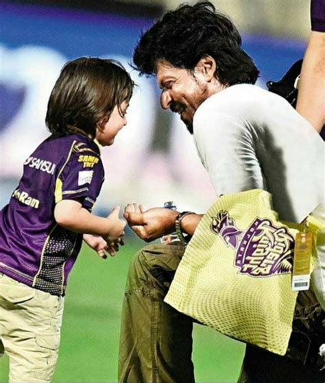 He is biological son of shahrukh khan and gauri khan! SRK's Youngest Has Time And Again Proved That He's A Star In His Own Right