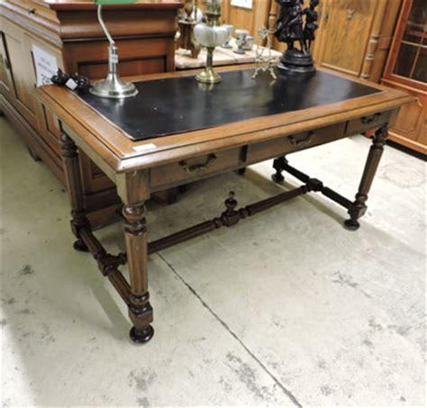 bureau secr騁aire meuble bureau ancien dessus cuir maison design jiphouse com