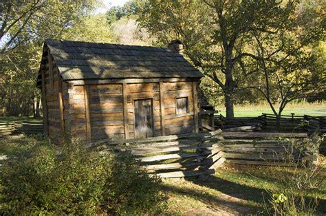 Lincoln's Boyhood Home In Hodgenville, Kentucky