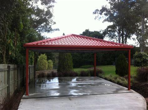 Metal Carport Roof by Metal Carport Roofing Modern Melbourne By Metile