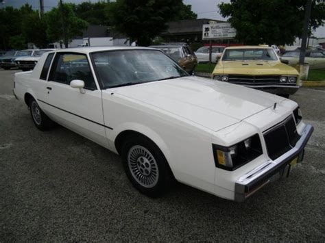 1985 Buick Regal T Type by 1985 Buick Regal T Type Turbo Sorry Just Sold For Sale