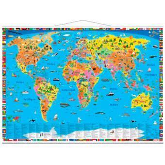 carte du monde enfant carte du monde politique pour enfants collectif achat livre fnac