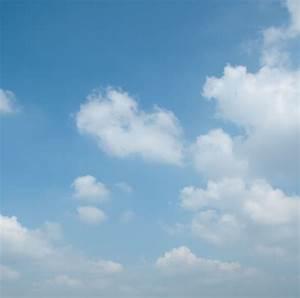 Light Blue Sky With Clouds | www.pixshark.com - Images ...