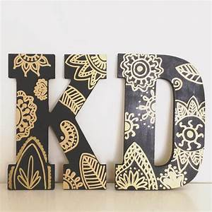 Kappa delta wooden letters with black acrylic paint and for Kappa delta wooden letters