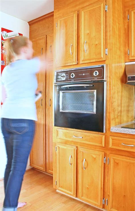 cleaning wood cabinets i the best two step method for cleaning wooden