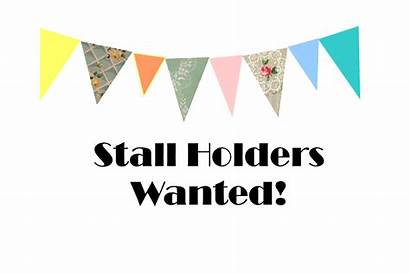 Stall Wanted Holder Market Arts Crafts Holders